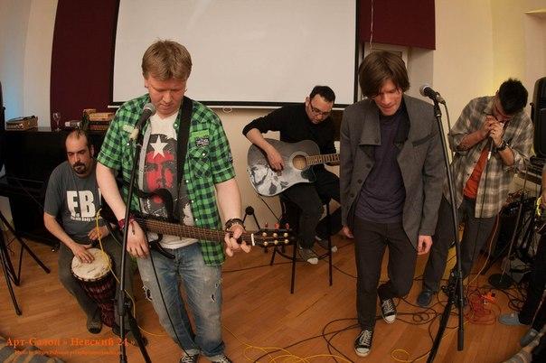 Live: Павел Крузенштерн и проект «Сублимация»