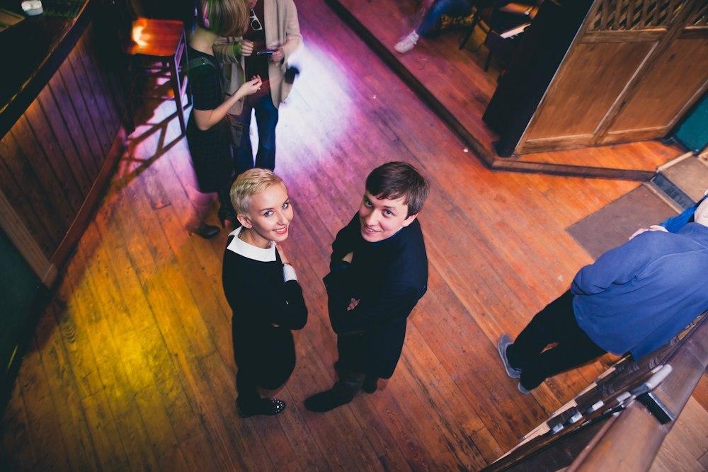 Костя Гафнер и Милена Райт: вечер акустической поэзии