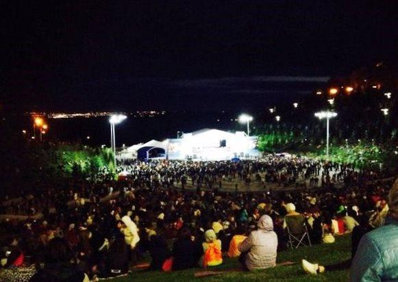 Ночь, улица, фонарь, оркестр!