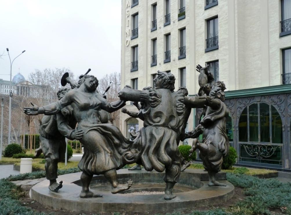 Гамарджоба, Тбилиси!