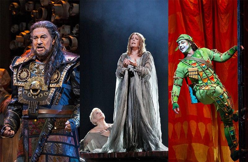 Оперная зима в TheatreHD