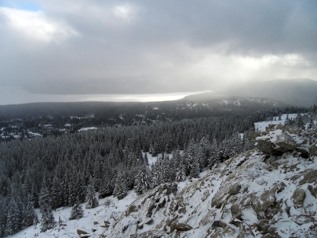 Зимний Зюраткуль