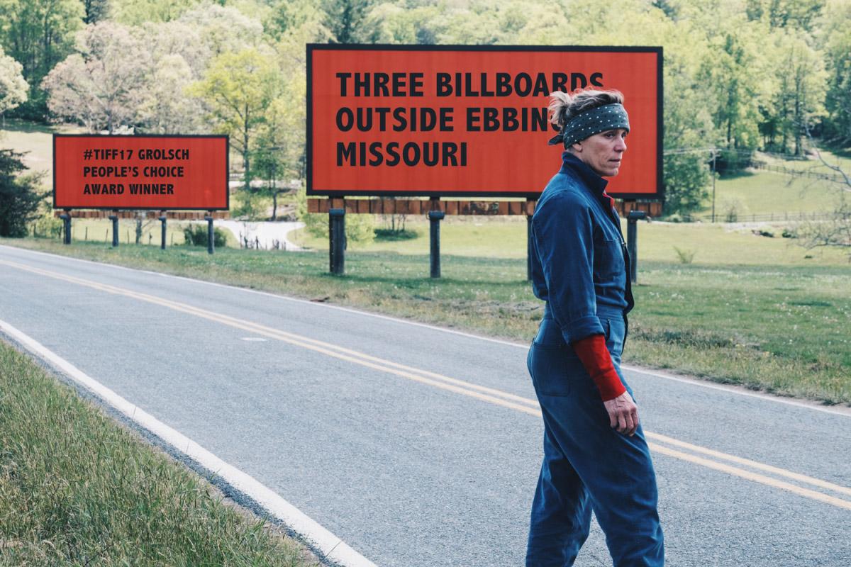Три билборда Мартина МакДоны