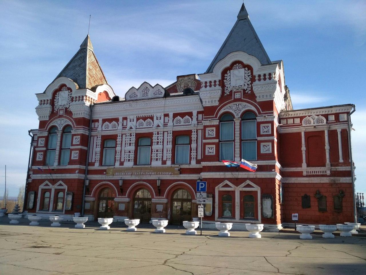 Самара театральная: петербуржцы и москвичи