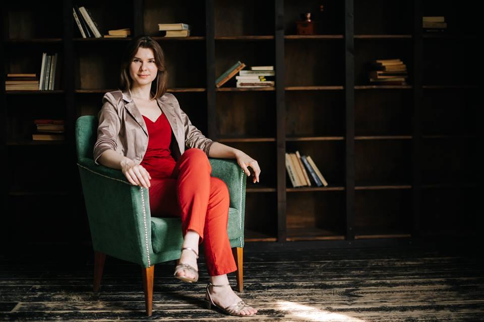 """Екатерина Романова: """"В моих лекциях я хорошо проявляюсь как человек"""""""