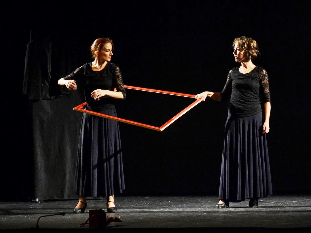 Танец про Дору Маар