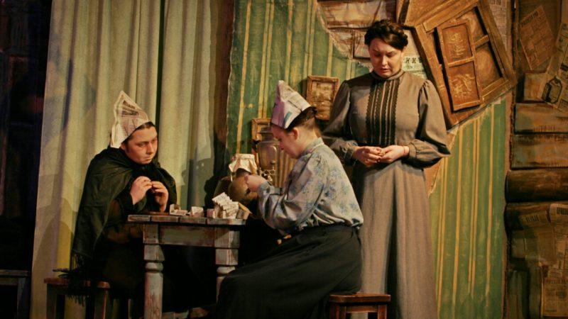 Достоевский в миниатюре